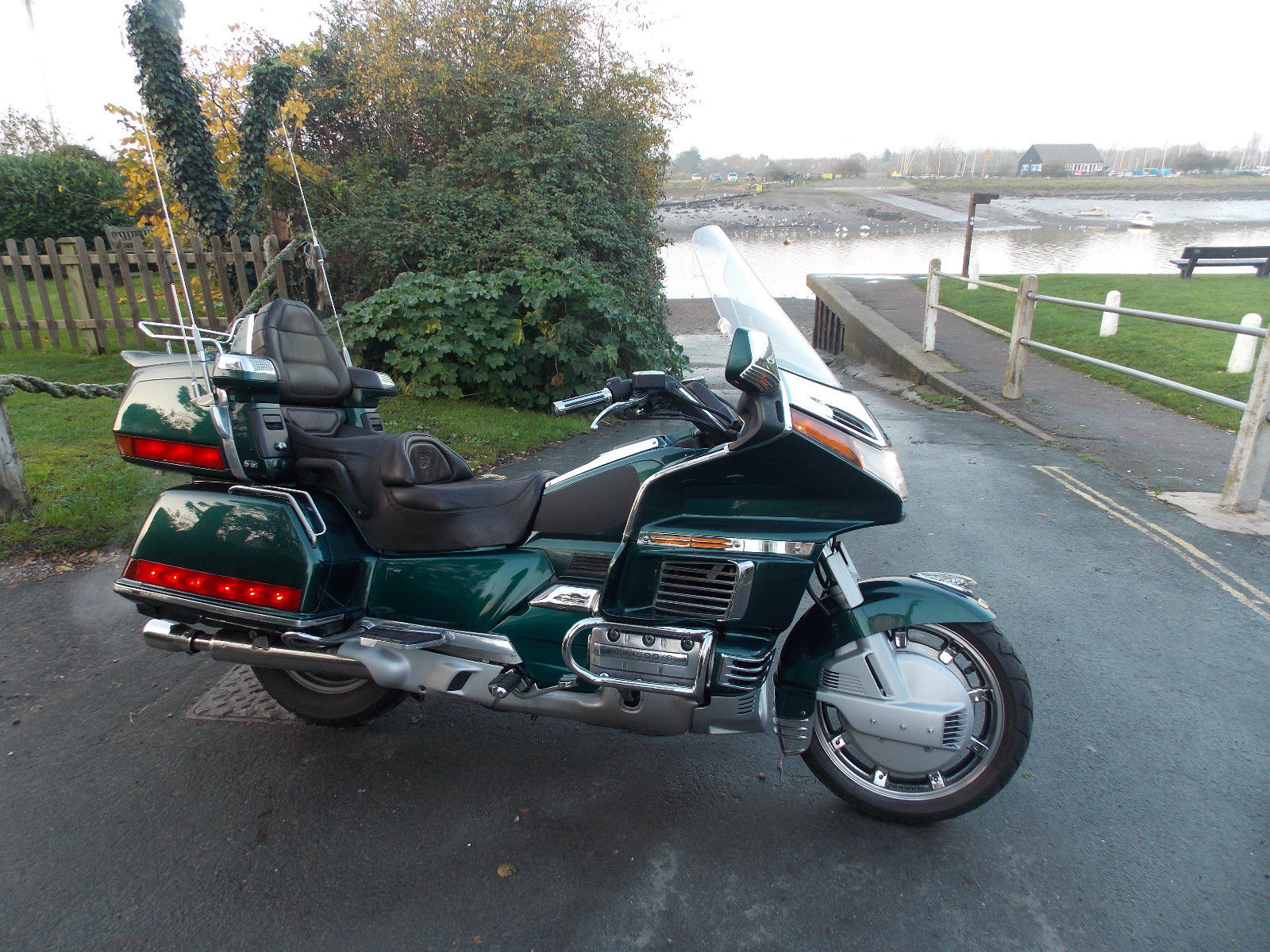 1992 honda goldwing 1500 low mileage. Black Bedroom Furniture Sets. Home Design Ideas
