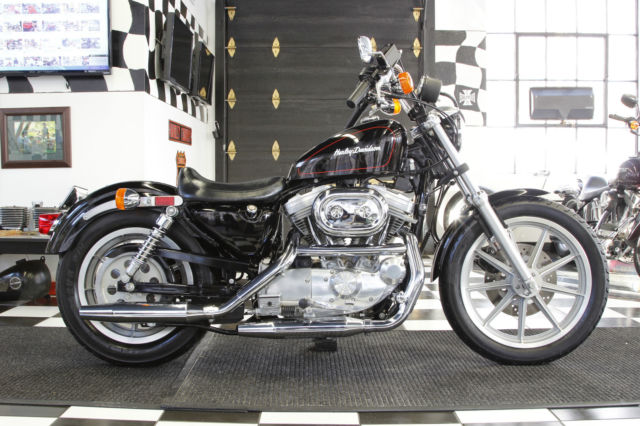 Harley Davidson Sportster  Th Anniversary Cost New