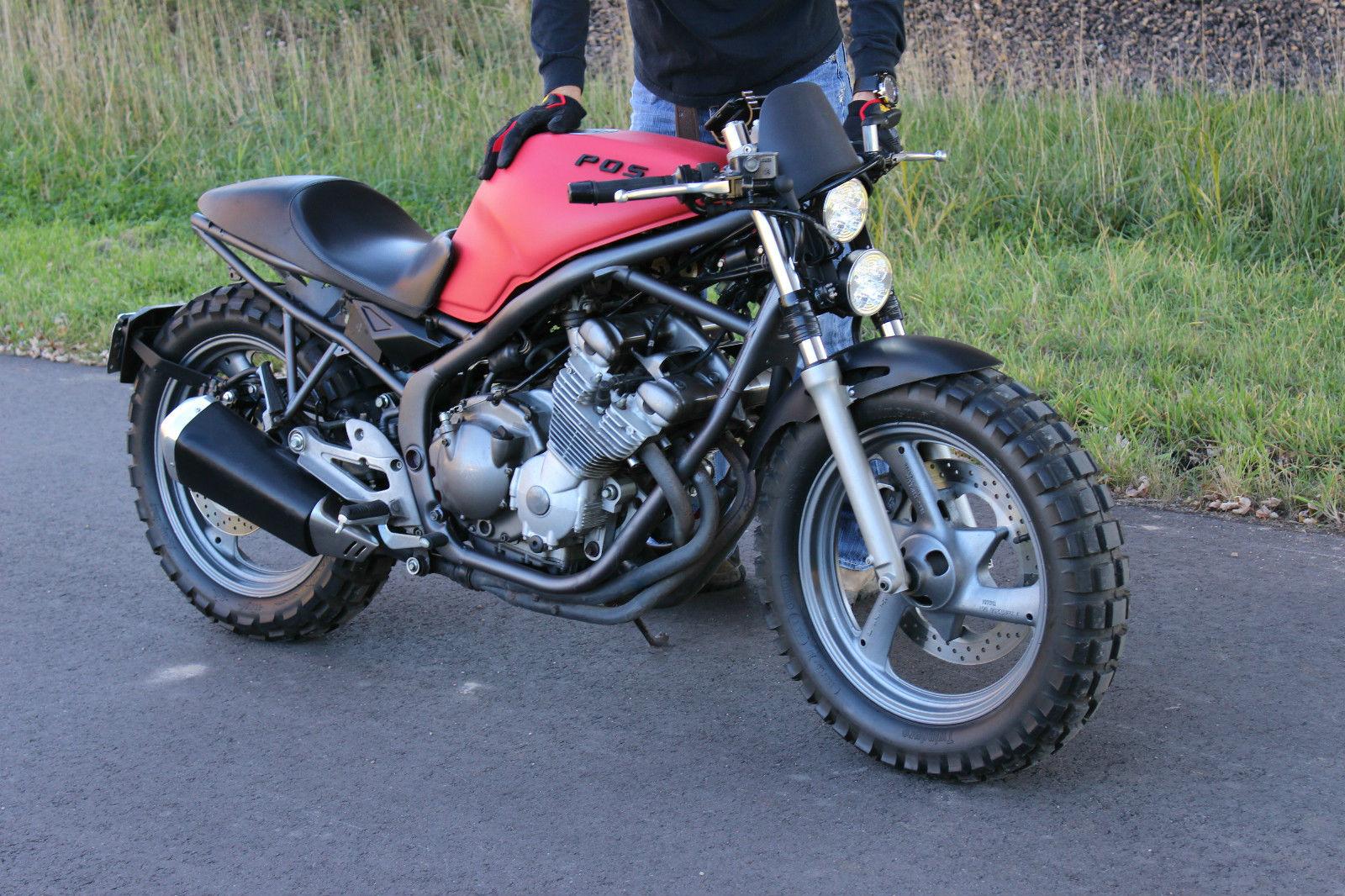 Yamaha XJ600 Flat Tracker - YES PLEASE!   Bike gear
