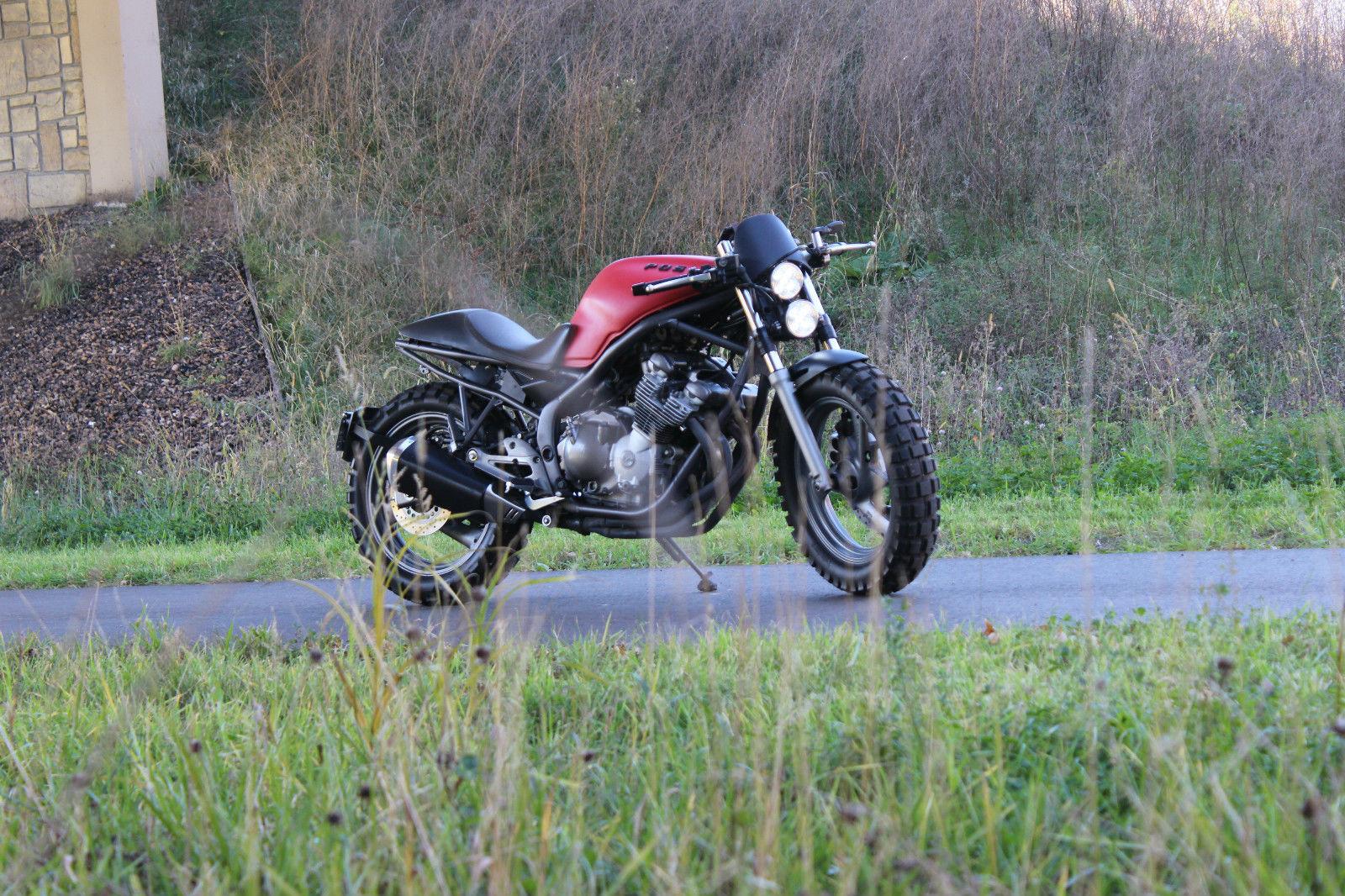 Harga Yamaha Xj600 Cafe Racer   Jidimotor co