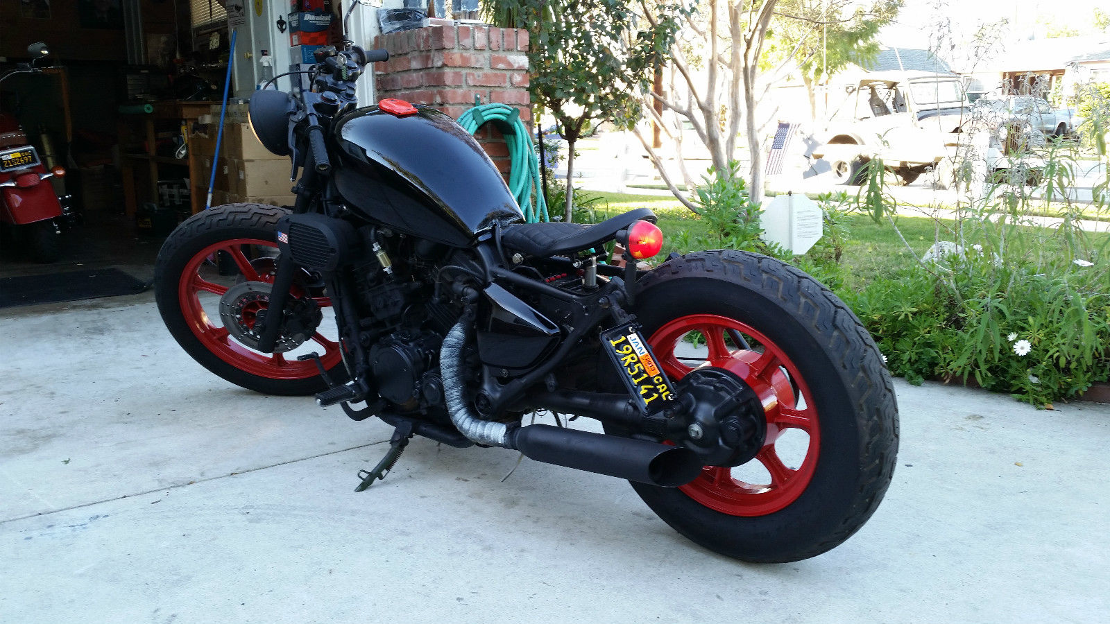 Kawasaki Vn Drifter further Kawasaki Vulcan Bobber Xlnt Condition Runs Amazing furthermore Kawasaki Vulcan Drifter also Vn Vulcan Bobber Left Dozer Garage as well S L. on kawasaki vulcan 800 drifter