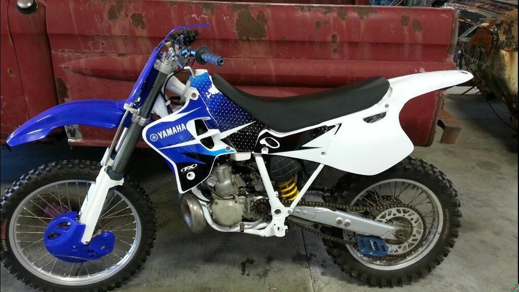 BikePics - 1997 Yamaha WR 250