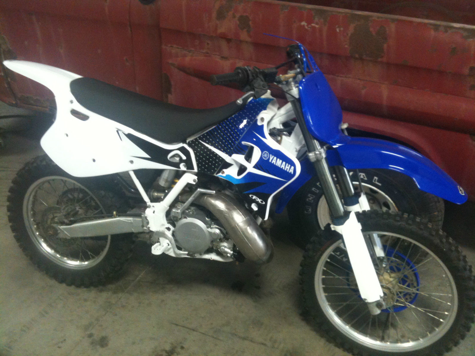 1997 Yamaha WR 250 | Picture 129433
