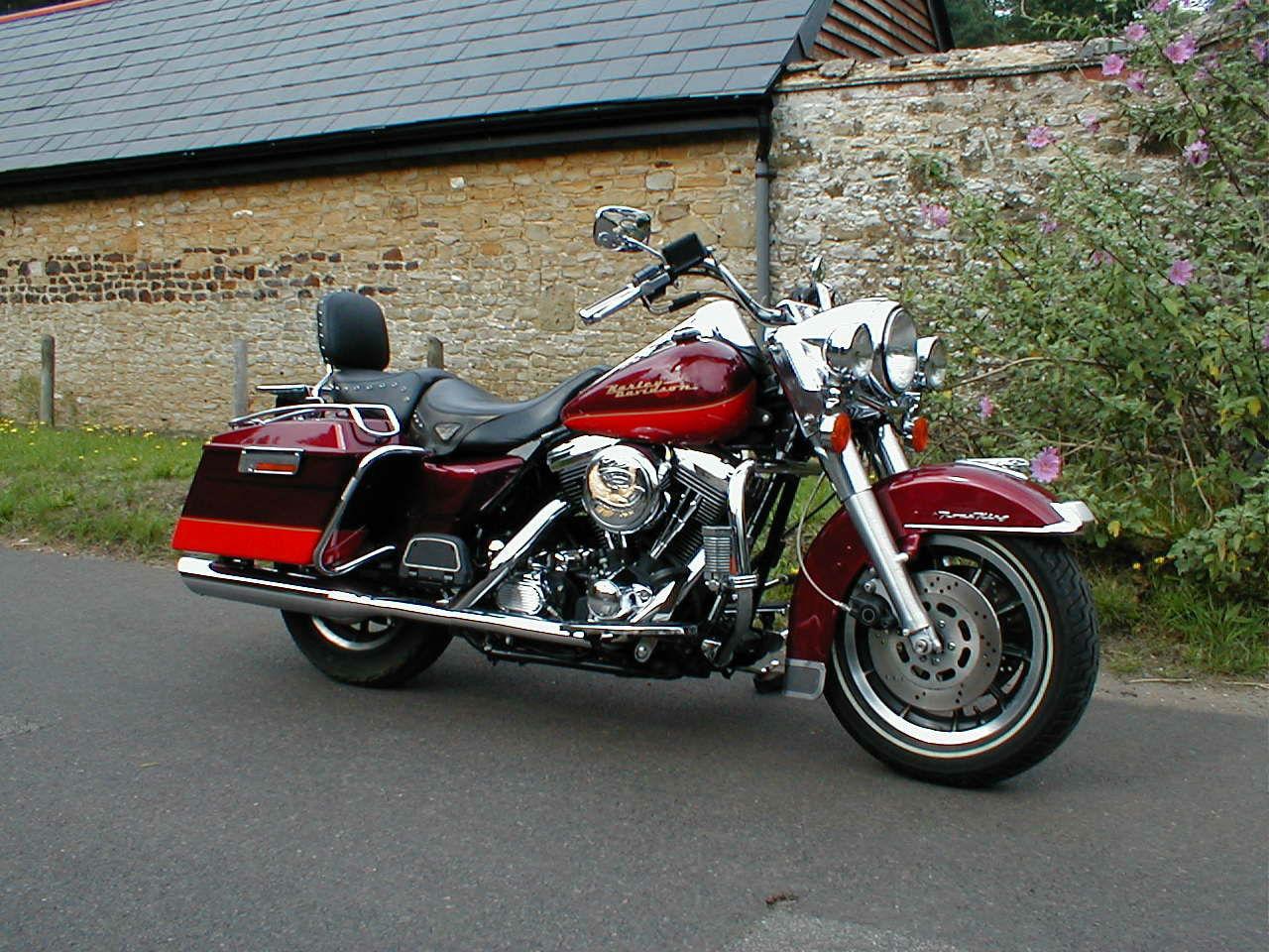 1995 Harley Davidson Touring Flhr 1340 Road King
