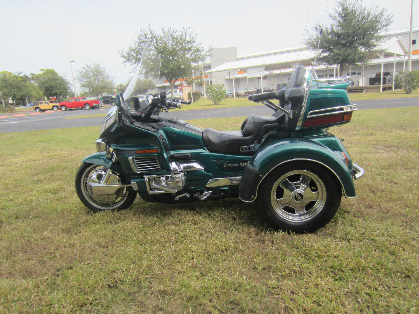 1995 Honda GL1500 Goldwing Trike