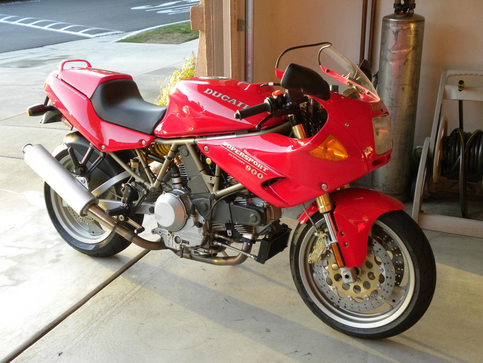 Ducati Ss Cr