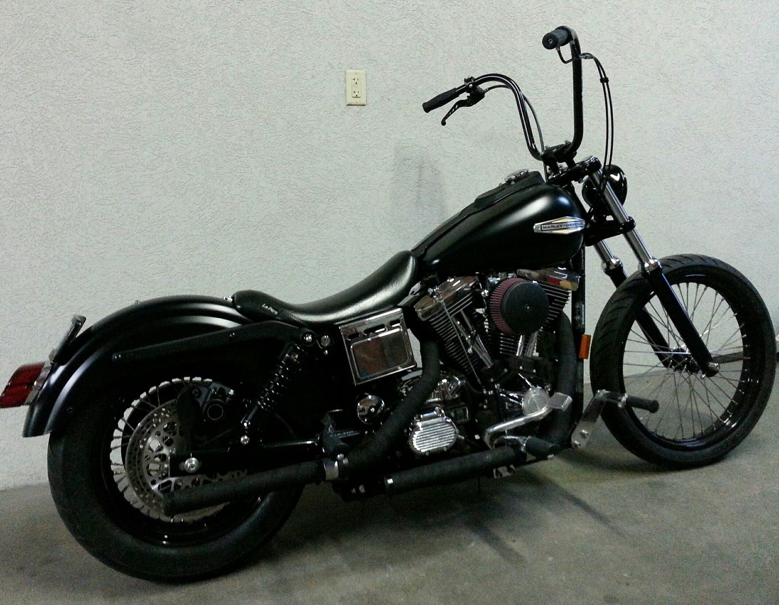 1996 harley dyna fxds lowrider hardcore 034street bob034 bobber chopper 4 1996 fxds wiring diagram trusted wiring diagrams