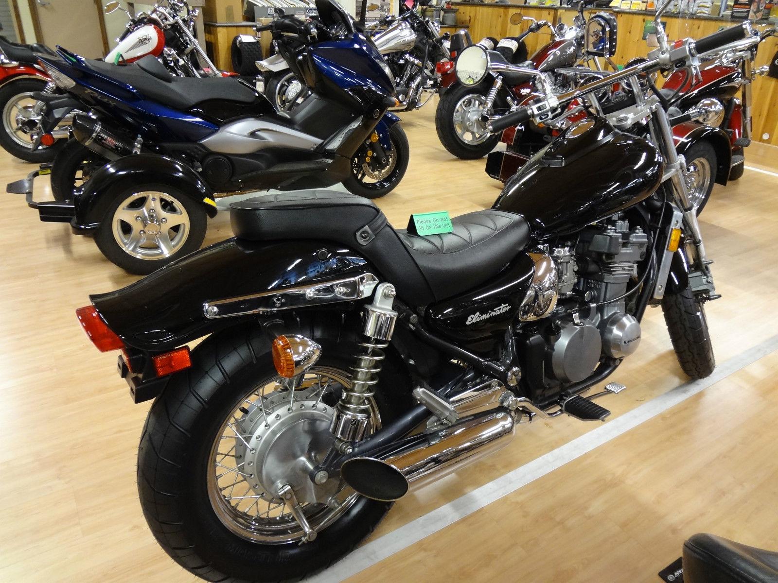 Kawasaki Eliminator  Battery Size
