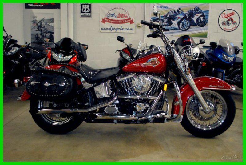 1997 Harley-Davidson?® Softail?® Heritage Softail?® Classic Used