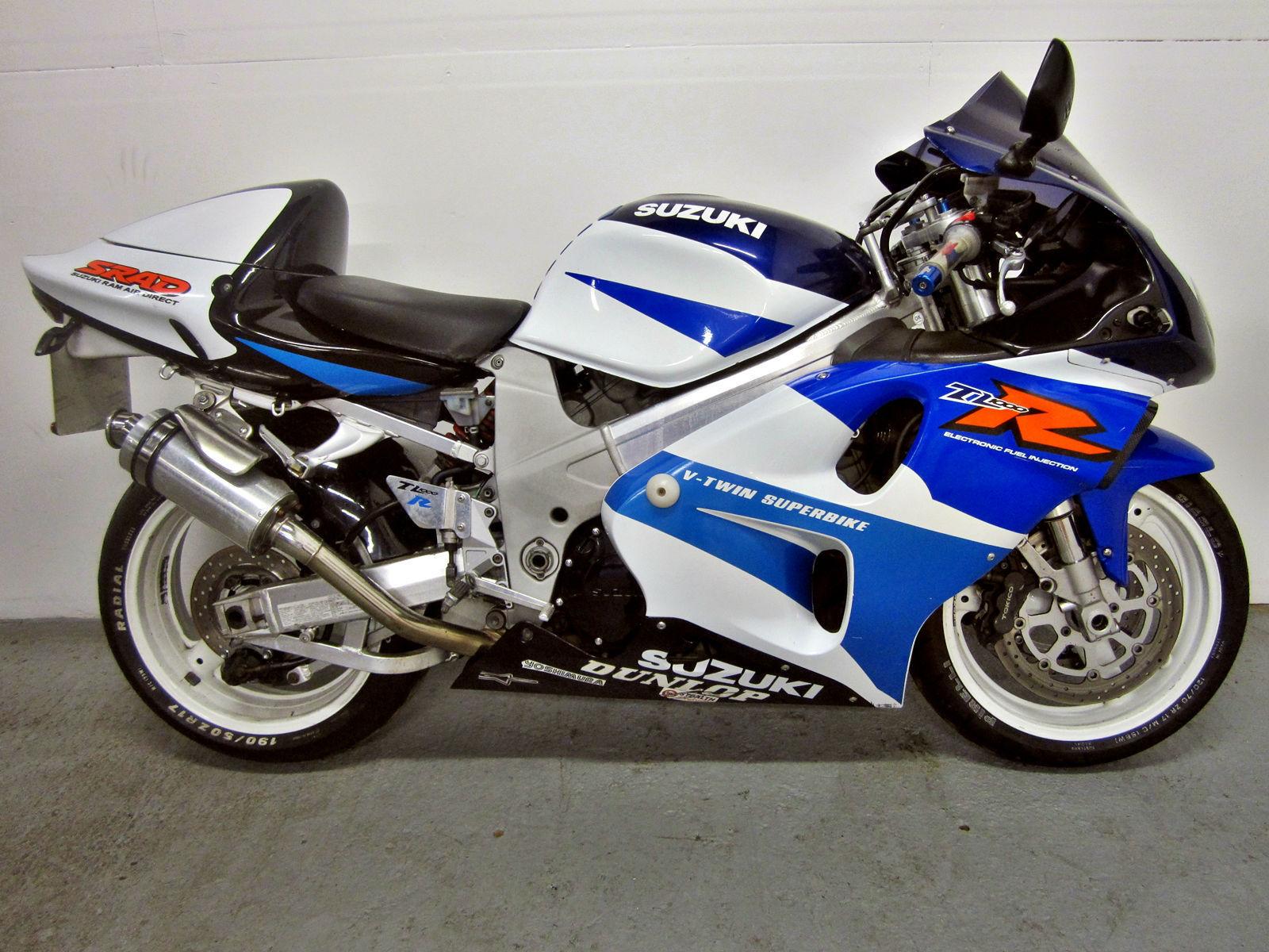 Suzuki TL 1000 R (1998 - 02), prezzo e scheda tecnica