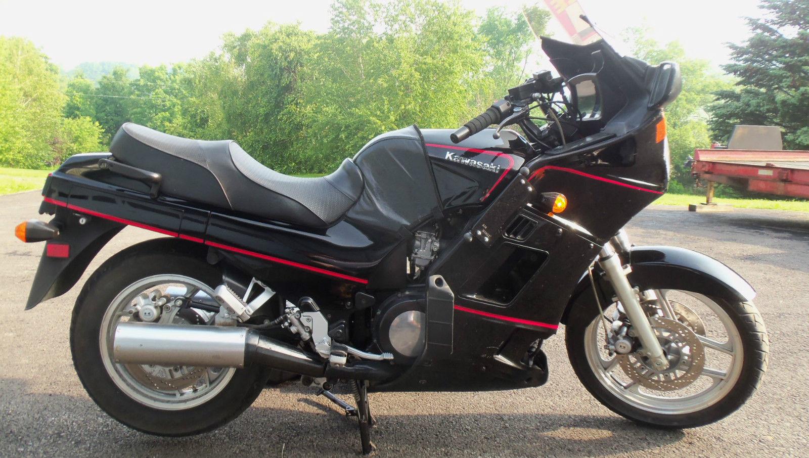 1999 Kawasaki Concours Zg1000 Gtr1000