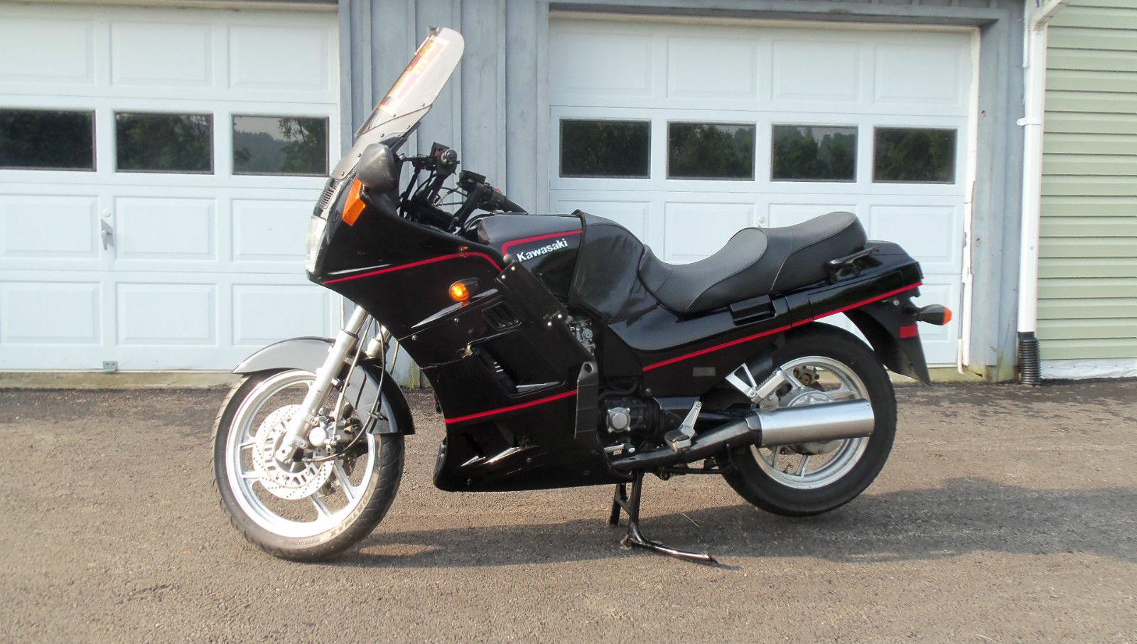 Kawasaki Concours Zg