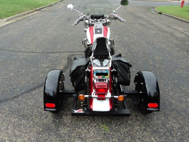 Suzuki Vl Intruder  Trike Kit
