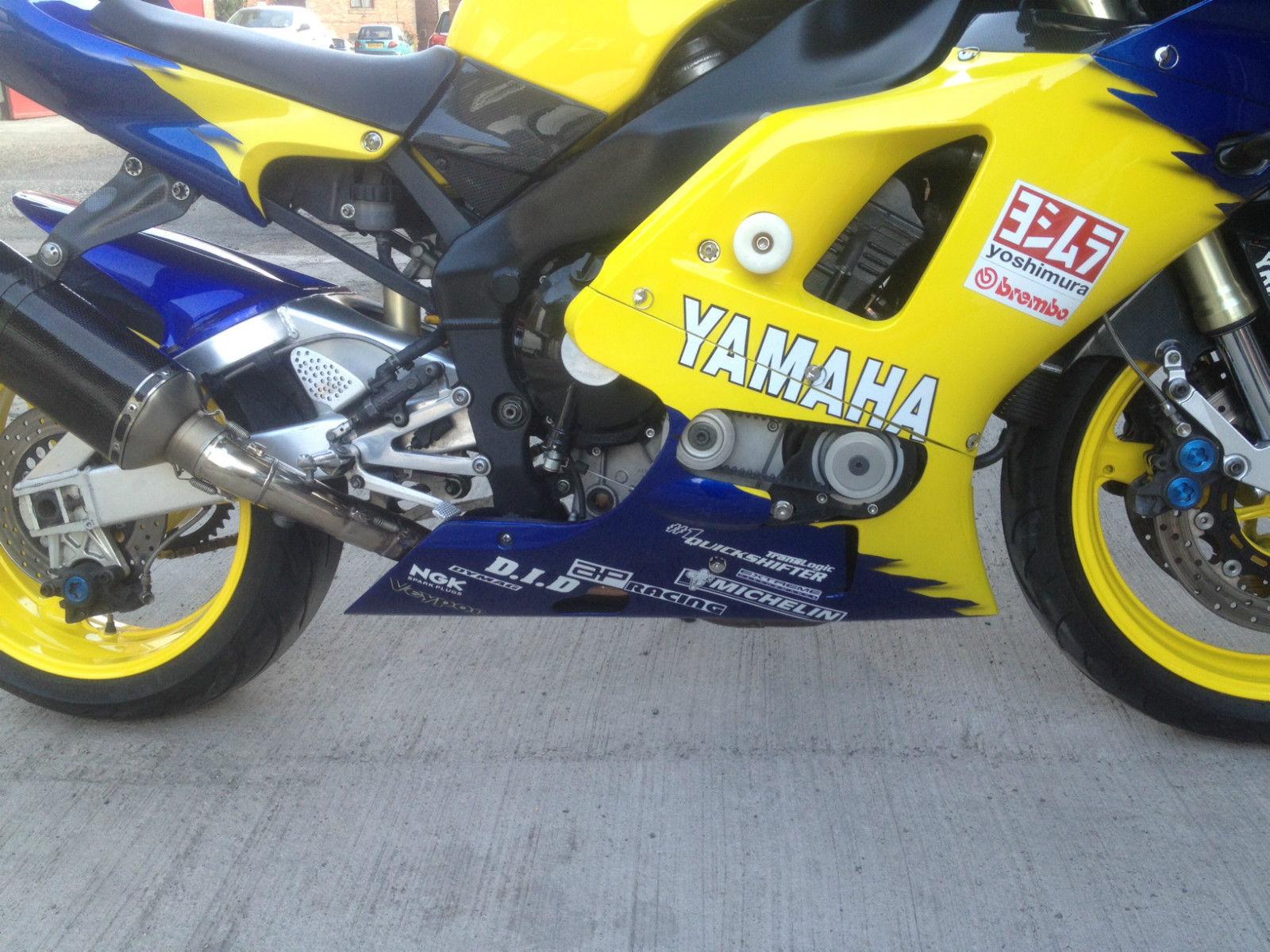 1999 Yamaha R1 Supercharged TTS Rotrex 4xv not Turbo