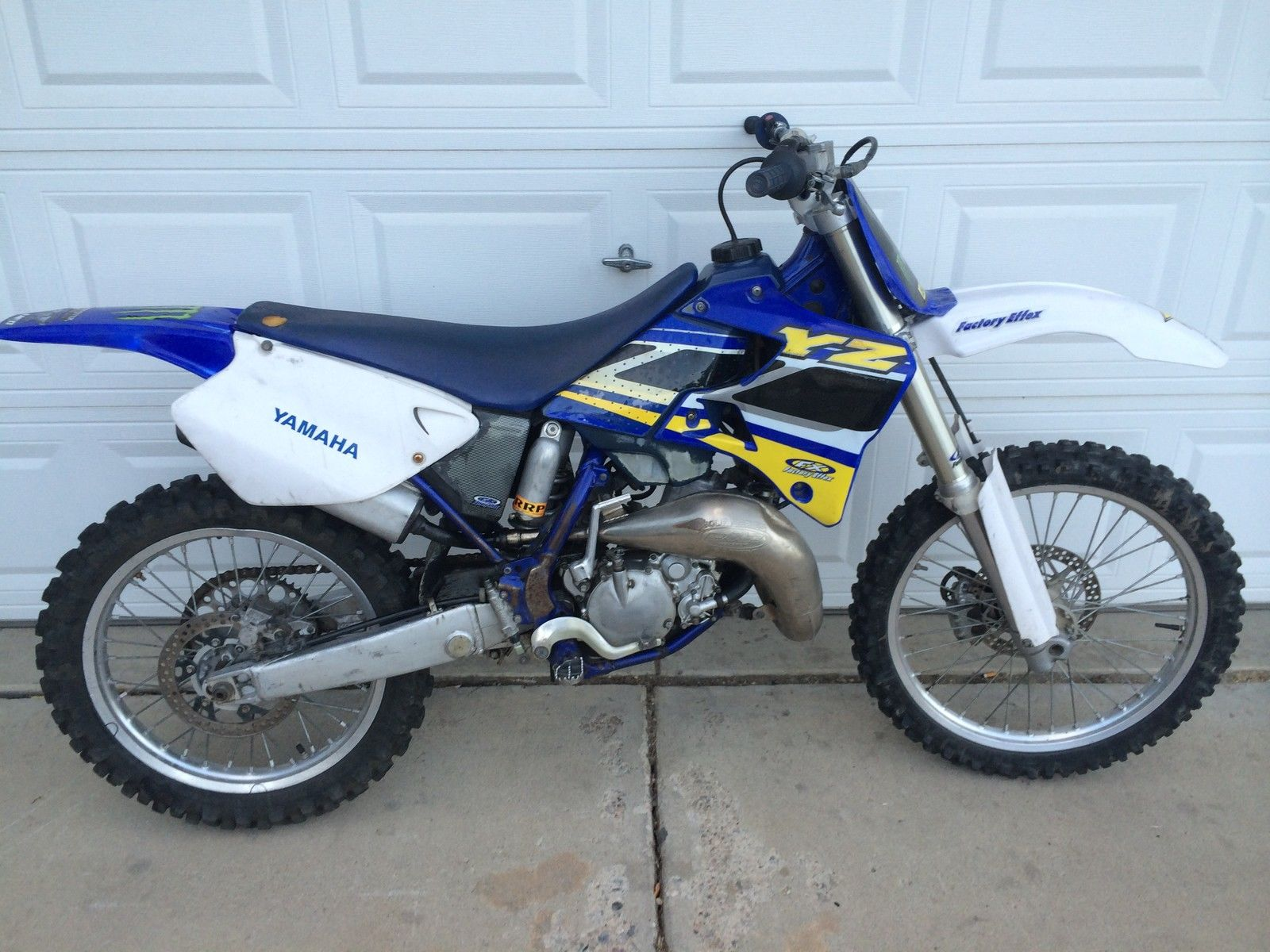 1983 yamaha 125 yz parts pictures to pin on pinterest