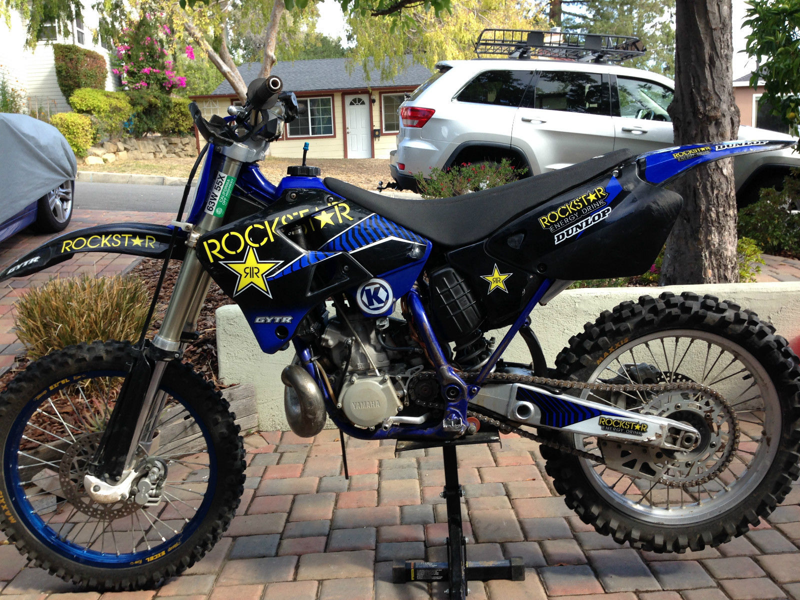 1999 yz250 two stroke for Yamaha 2 stroke