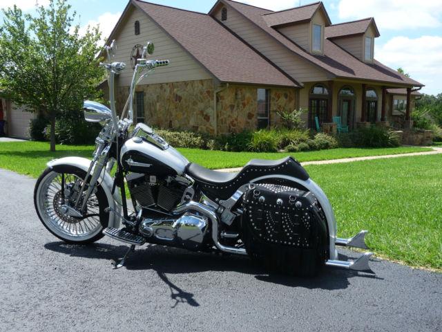Cholo Harley Heritage Softail Custom – Articleblog info