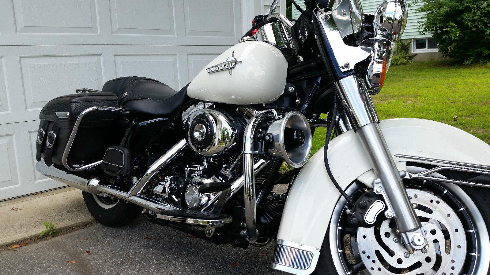 2000 Harley Davidson Police Road King