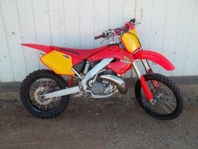 2000 HONDA CR500 AF