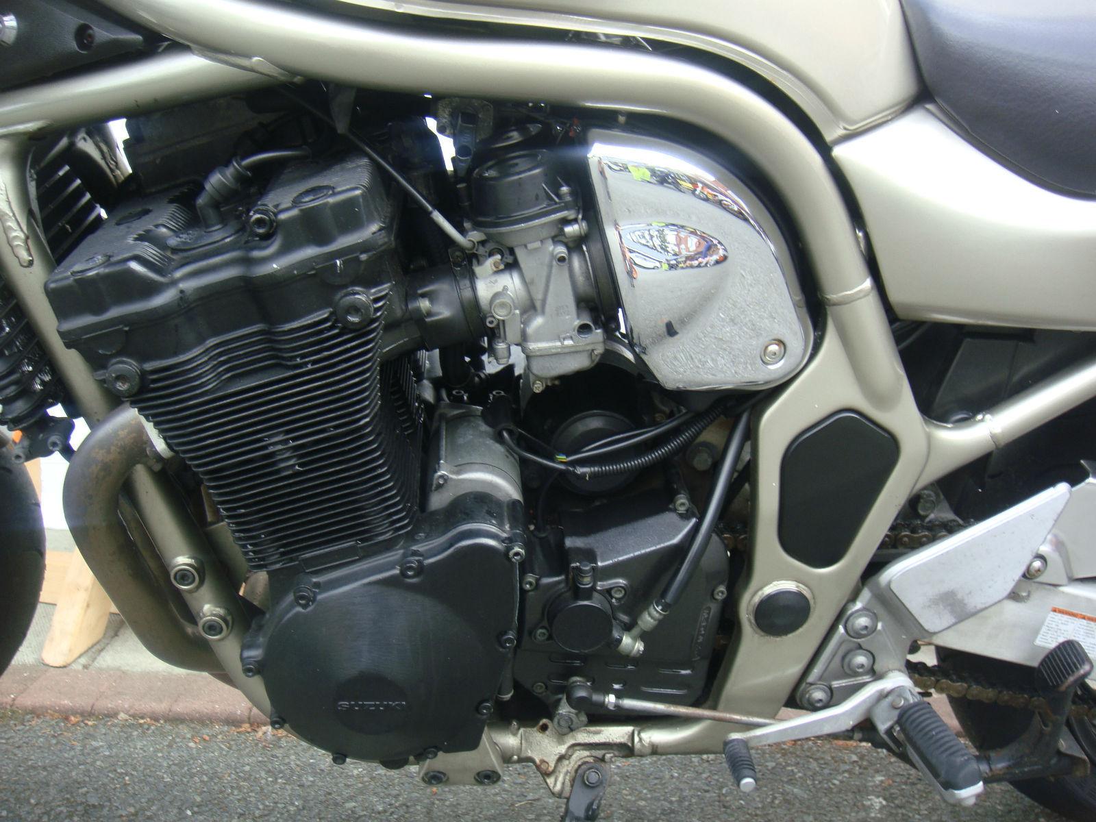 2000 Suzuki GSF 1200 N Bandit Naked Streetfighter Motorcycle