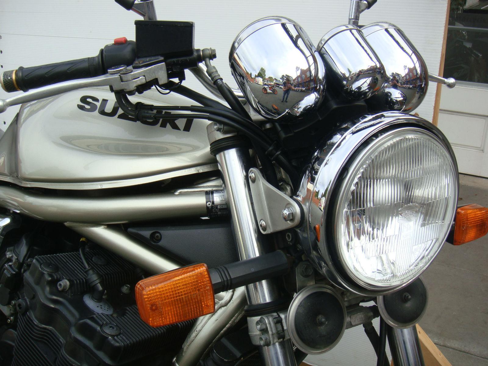 2000 Suzuki GSF 1200 N Bandit - Moto.ZombDrive.COM