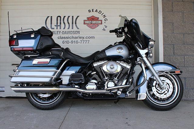 2001 Harley Davidson FLHTCUI Ultra Classic Electra Glide
