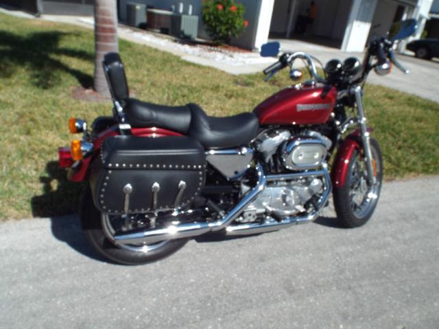 2001 sportster 1200 custom