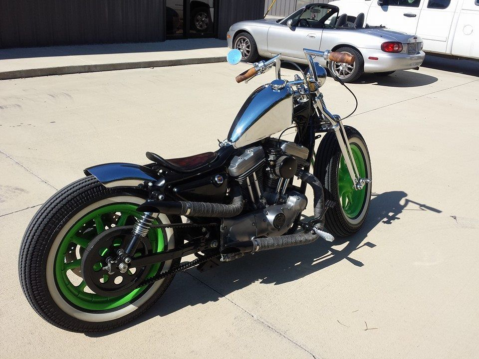 Harley Davidson Sportster In Alabama