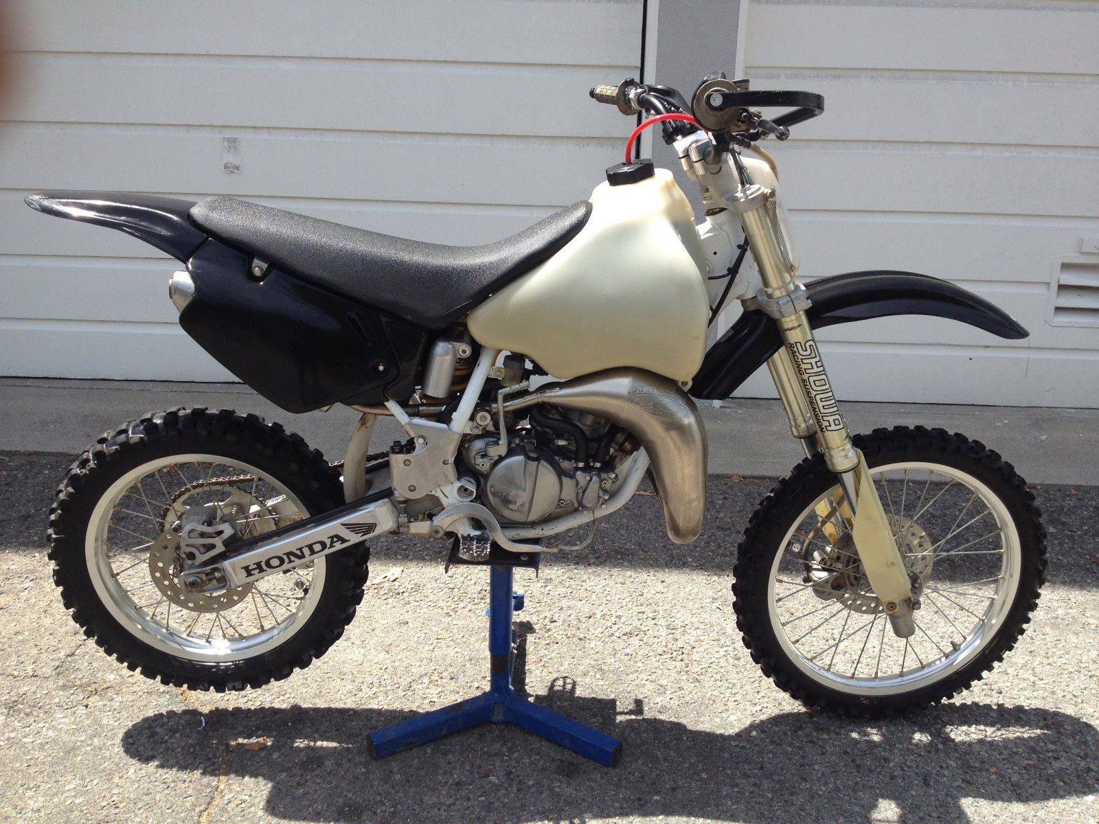 2001 honda cr80 big wheel w 102cc big bore kit. Black Bedroom Furniture Sets. Home Design Ideas