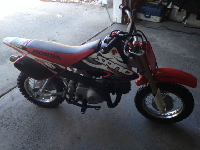 2001 honda xr50 for Honda dealer allentown pa