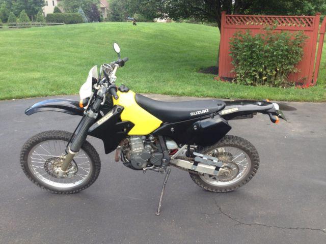 2001 Drz400e - 0425