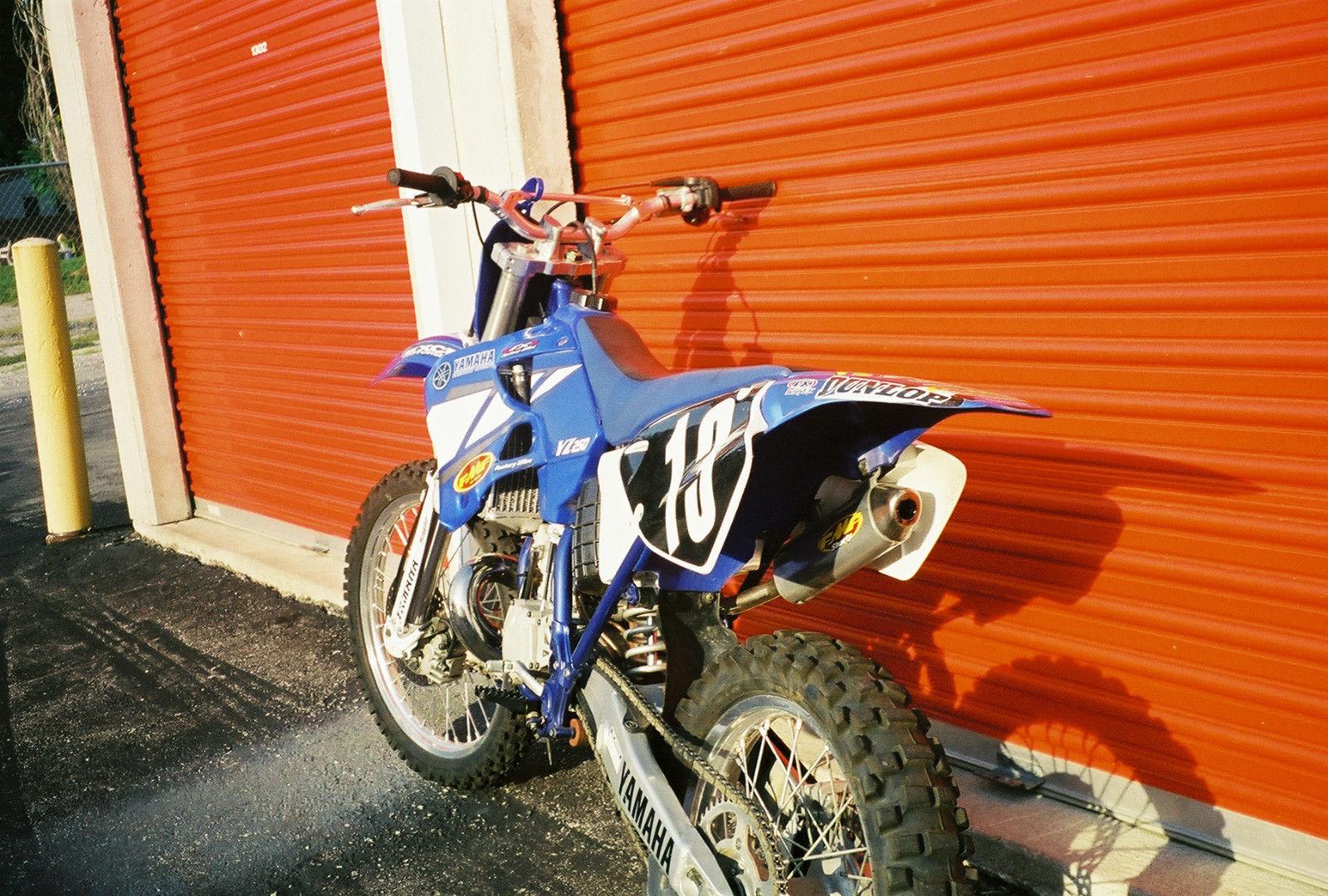 2001 Yamaha YZ 250 for Sale in Elkhead, Missouri