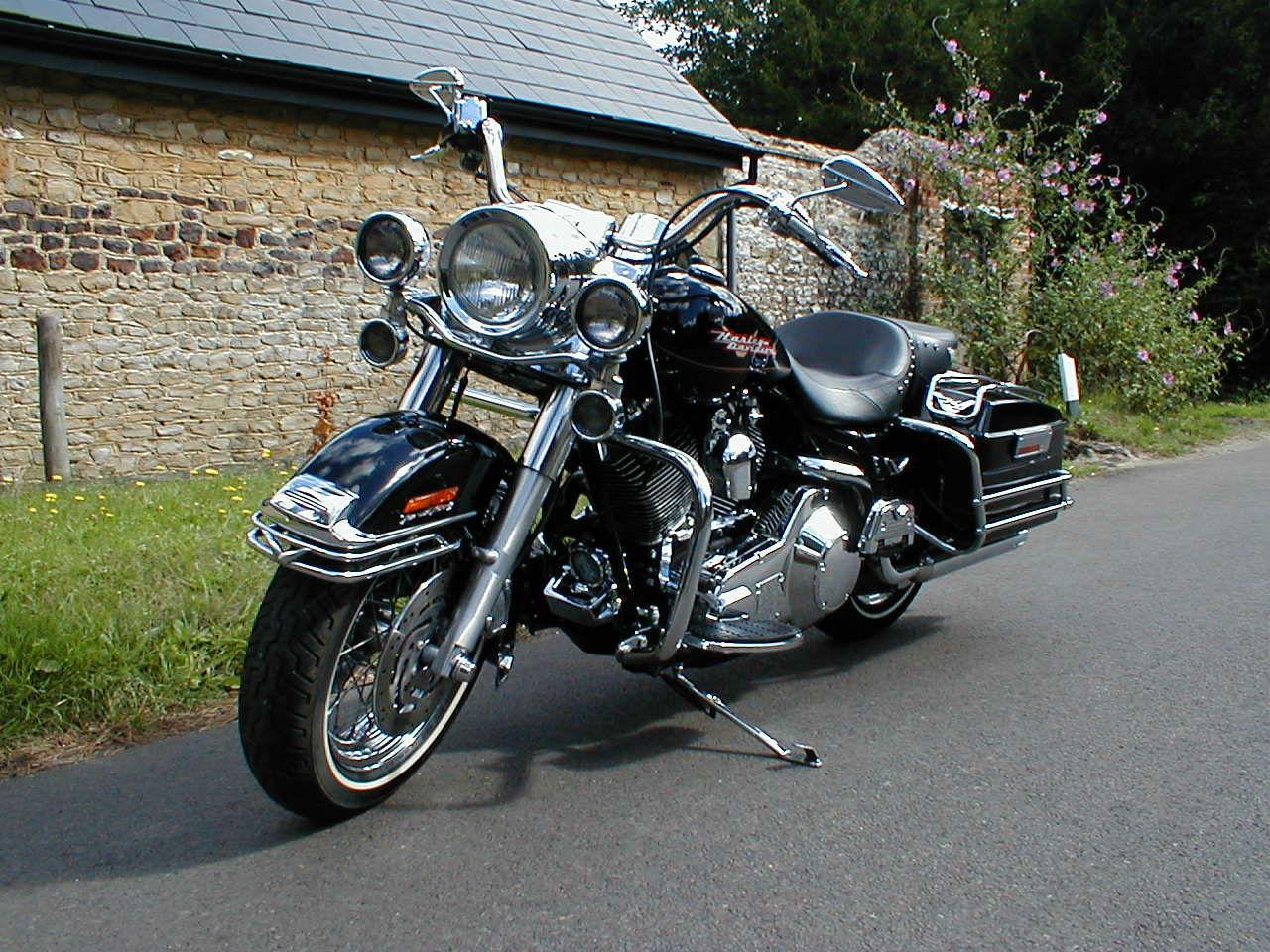 Harley Davidson Dash Warning Lights