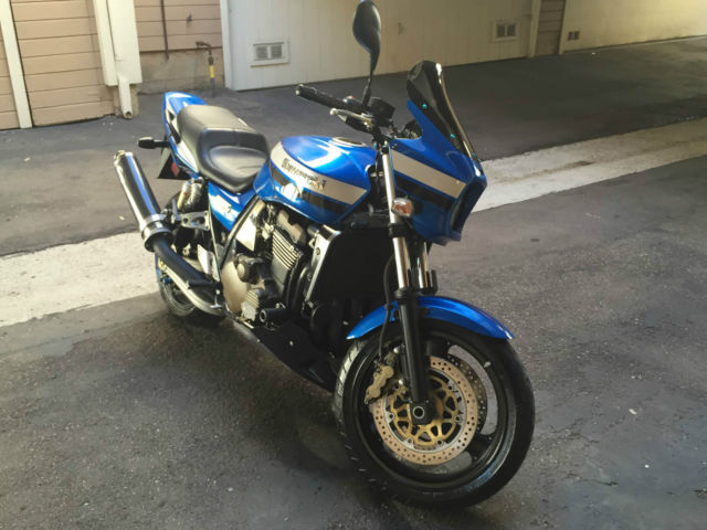2002 Kawasaki ZRX1200R ZRX1200 ZRX 1200