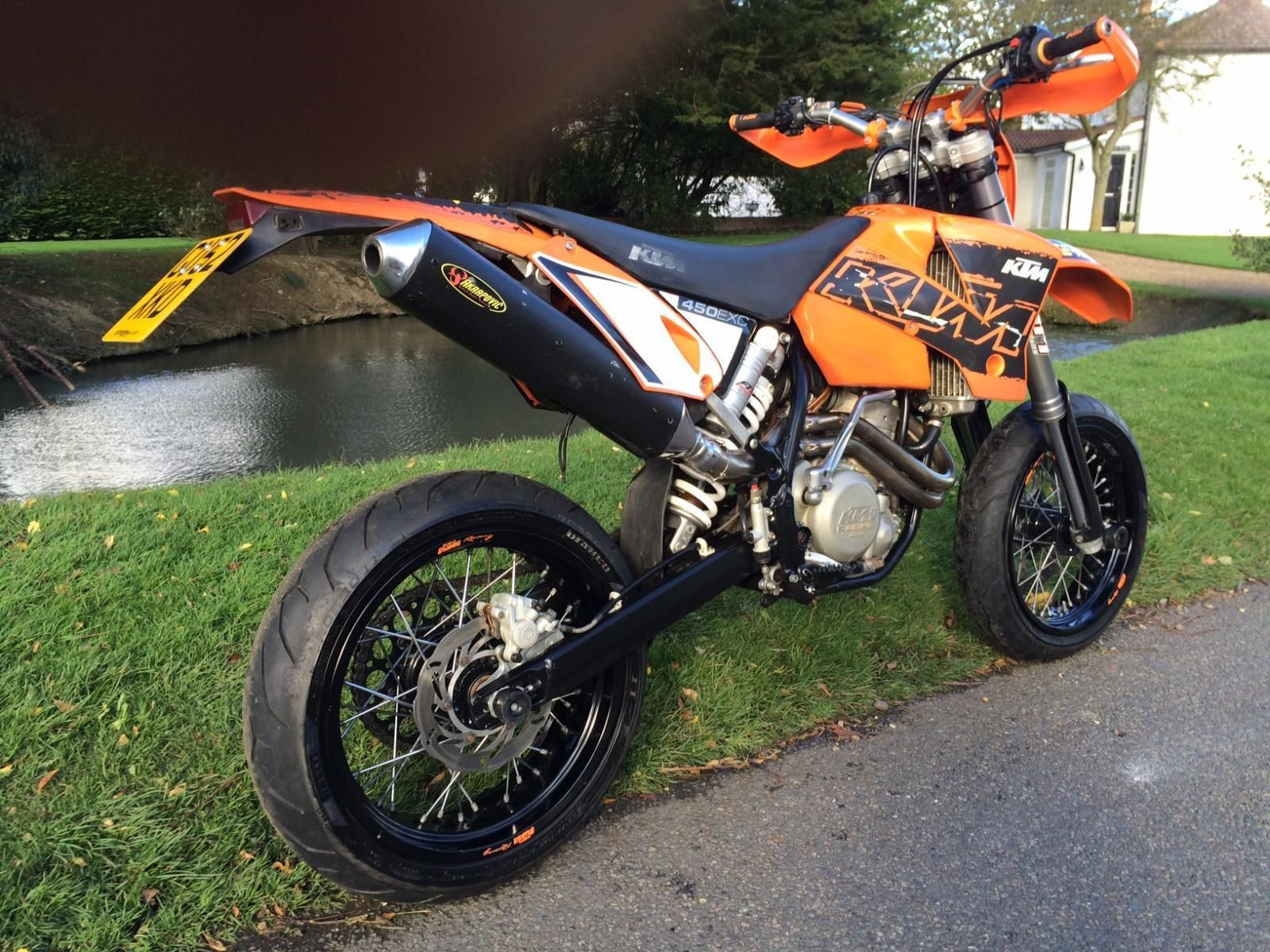 2003 52 ktm 450 exc supermoto credit cards part ex welcome. Black Bedroom Furniture Sets. Home Design Ideas