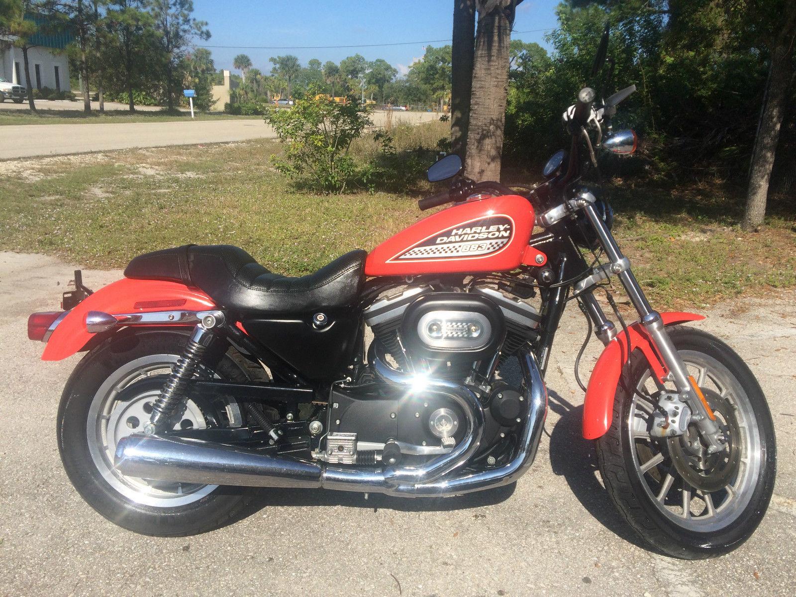 Harley Davidson Sportster  Th Anniversary Edition