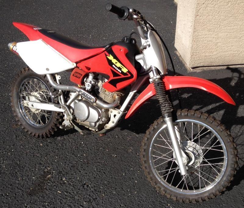 2003 honda xr80 50cc 80cc 100cc yamaha suzuki kawazaki for 100cc yamaha dirt bike