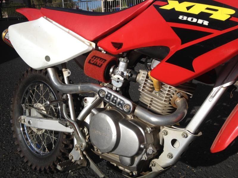 2003 Honda XR80 - 50cc 80cc 100cc Yamaha Suzuki Kawazaki ...  2003 Honda XR80...