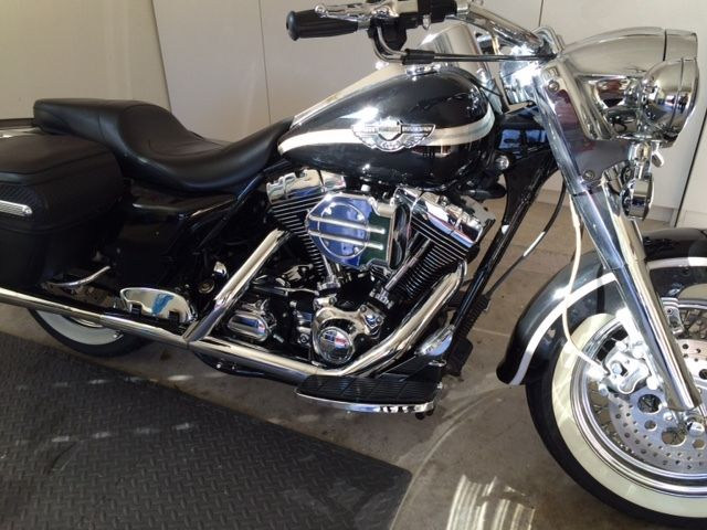 2003 road king anniversary edition. Black Bedroom Furniture Sets. Home Design Ideas