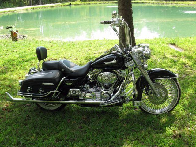 High Mileage Harley Davidson Touring Tires