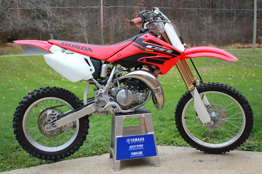 honda wheel cr85 2004 cr85rb expert cr 85 dirtbike motocross dirt bike rb motorcycles