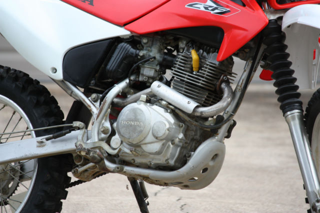Honda Crf F With Title Light Kit Supertrapp Exhaust Upgraded Suspension on Baja Dirt Bike Light Kit