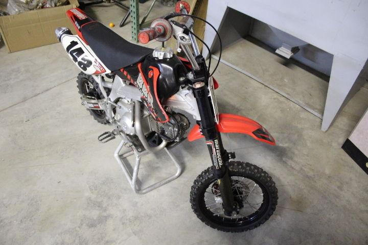 Honda Xr 50 Pit Bike