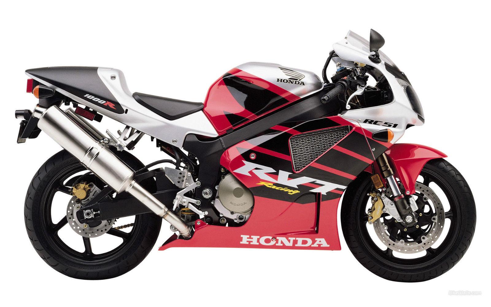 2004 Honda Rc51 Nicky Hayden Limited Edition