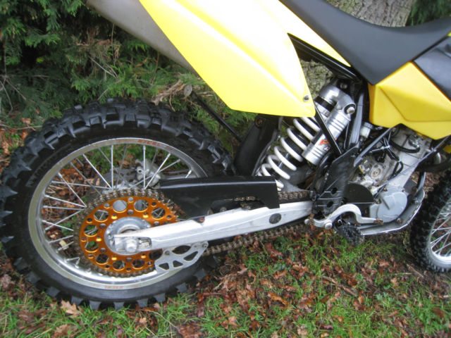 2004 Husaberg FE 450 e specifications and pictures