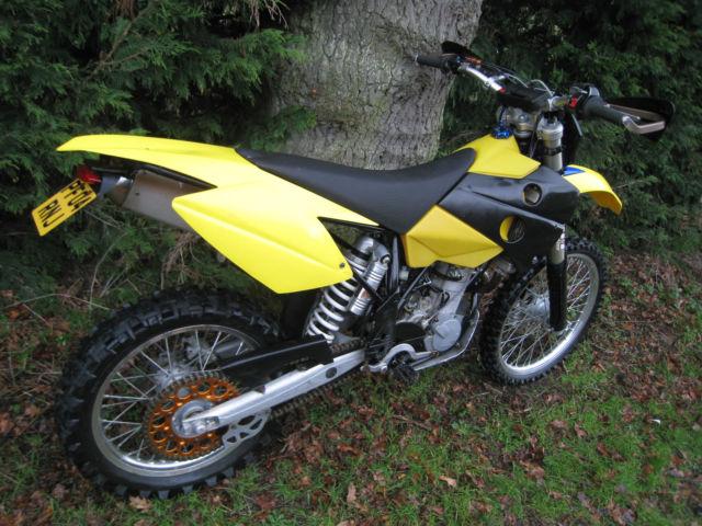 2004 Husaberg FE 450 E | Picture 440752