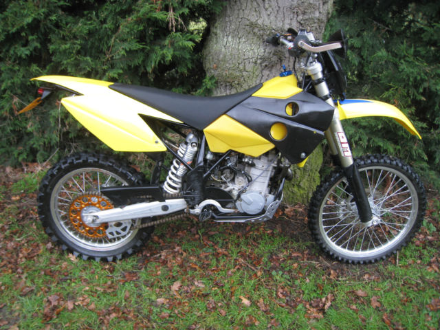 2004 Husaberg FE 450 E Enduro Trail Off Road Motorbike