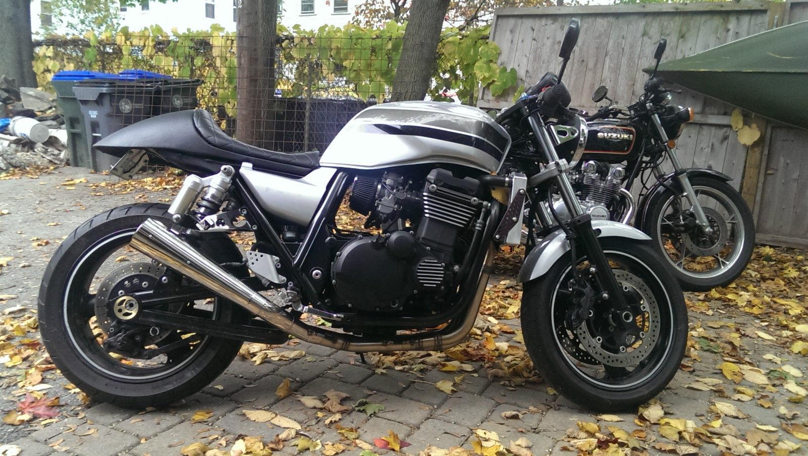 Kawasaki ZRX 1200 Cafe Racer Muscle bike Naked for sale on