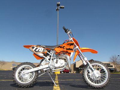 2004 KTM 50 SXR 50 SENIOR ADVENTURE MINI 50SXR SXR50 OFF-ROAD