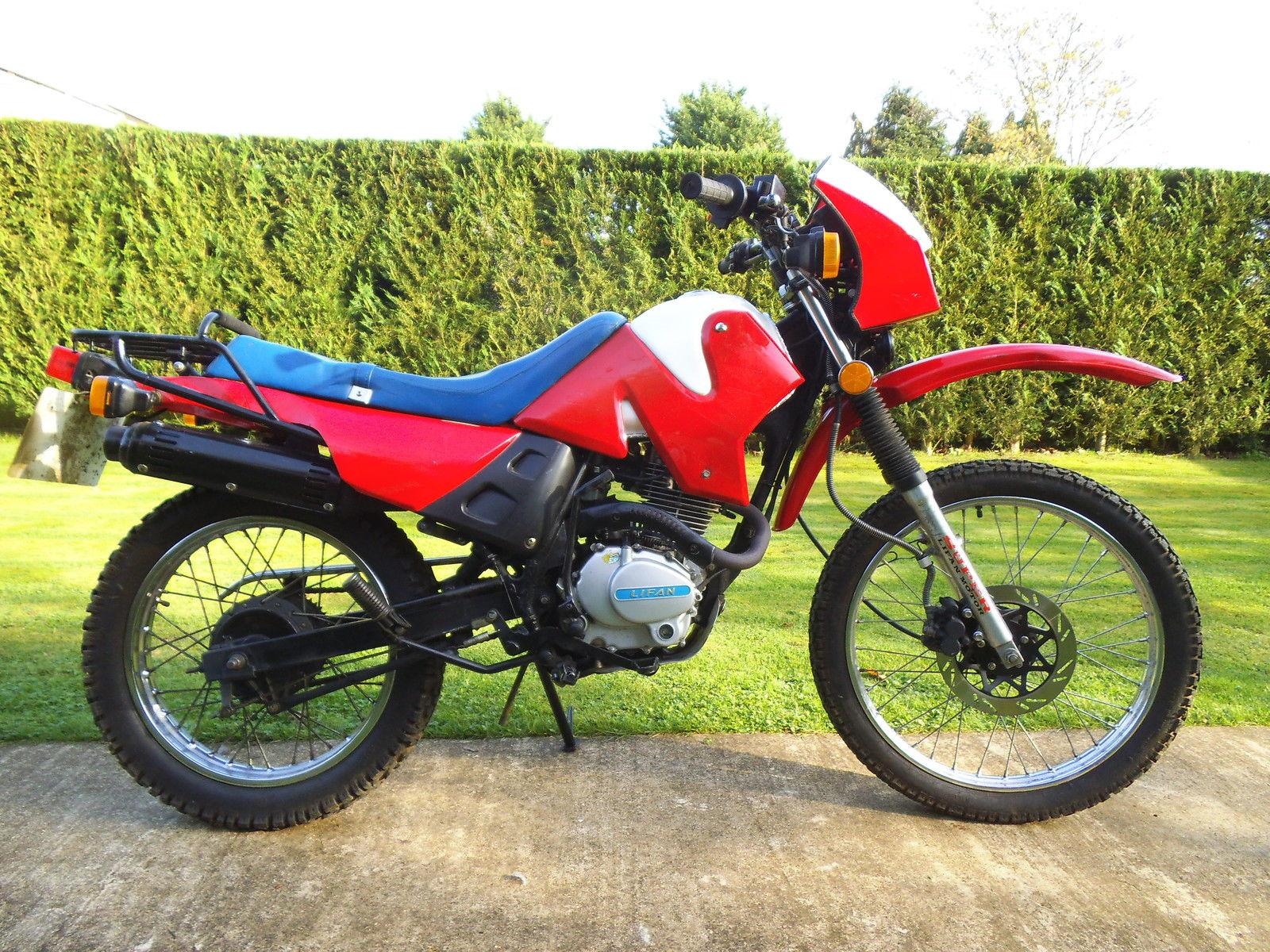2004 lifan red 125 motocross 4 stroke. Black Bedroom Furniture Sets. Home Design Ideas